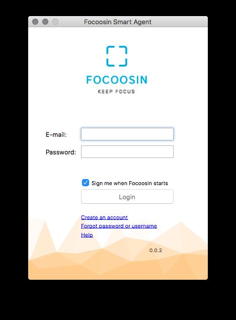 Focoosin Desktop
